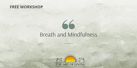 Breath and Mindfulness tickets
