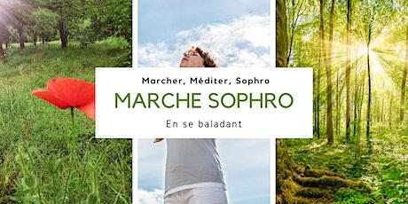 Marche Sophro dans le Bois de Vincennes billets