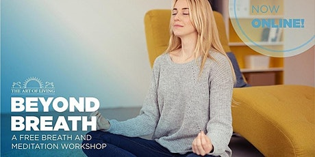 Beyond Breath Online - An Intro to the Happiness Program tickets