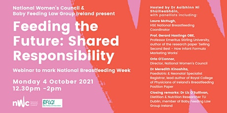 Feeding the Future: Shared Responsibility tickets