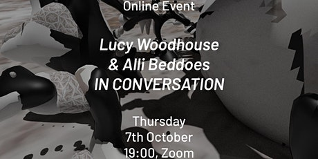 Lucy Woodhouse & Alli Beddoes IN CONVERSATION tickets