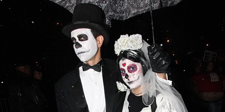 Halloween Virtual Speed Dating for Ages 30s and 40s - Washington DC tickets