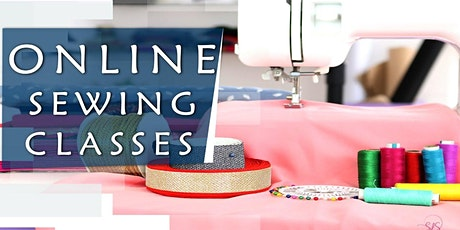 Sewing Workshop - Sew your own Tote Bag Part 1 tickets