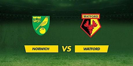 StREAMS@>! (LIVE)-Norwich v Watford LIVE ON EPL 18 Sep 2021 tickets