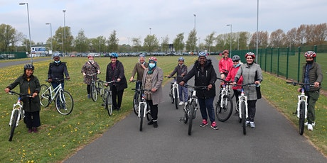 FREE Women's Learn-to-Ride & Cycling Confidence Session tickets