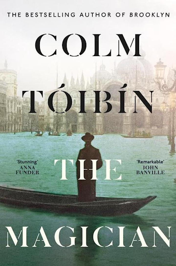 Colm Tóibin ONLINE ONLY image
