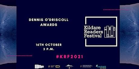 Kildare Readers Festival: Dennis O'Driscoll Awards boletos
