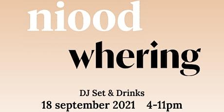 niood x whering (London Fashion Week Party) tickets