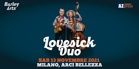 Lovesick Duo biglietti