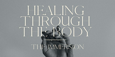 HEALING THROUGH THE BODY • Yoga & Mindfulness Weekend Immersion tickets