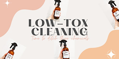 Low-Tox Cleaning WORKSHOP tickets