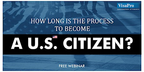 How Long Is The Process To Become A U.S. Citizen? tickets