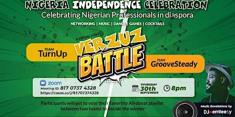 NPG Verzuz Battle: Afrobeat Edition- Nigerian Indpendence Celeberation tickets