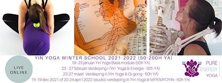 Afbeelding van Yin Yoga opleiding (50h YA) Basis