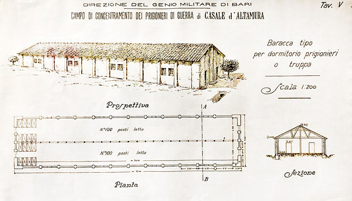 Immagine Luoghi della Memoria nell'Alta Murgia, Casale di Altamura e le Basi Jupiter