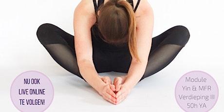Yin Yoga & Myofascial release & Myoyin opleiding (50h YA) tickets