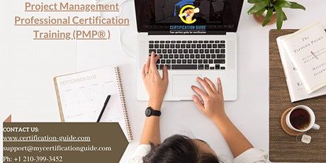 Project Management Professional certification training in Charlotte, NC tickets
