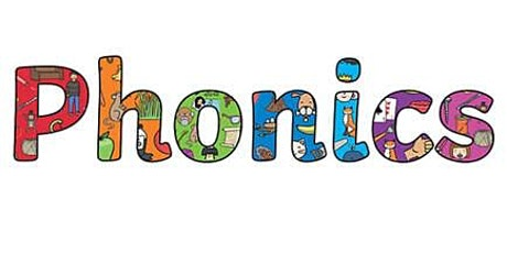 Phonics Workshop for Parents of children in Year 1 & 2 tickets