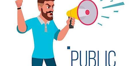 MRCC -  School Holidays  - Presentation Skills  (Public Speaking) tickets