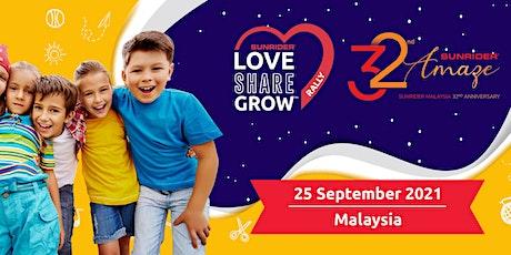 32nd Anniversary Love Share Grow Bash tickets