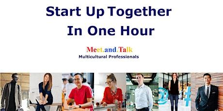 Start Up Together In Inclusion billets