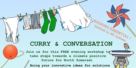 Curry and Conversation - What have we learnt and what's next? tickets
