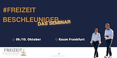 Freizeitbeschleuniger - Das Seminar Tickets