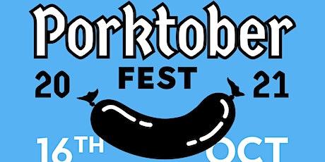 RCB's 3rd Annual Porktoberfest tickets