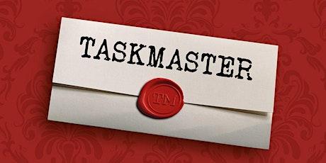 Taskmaster Team Challenge - London tickets