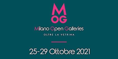 Presentazione Ufficiale Milano Open Galleries biglietti