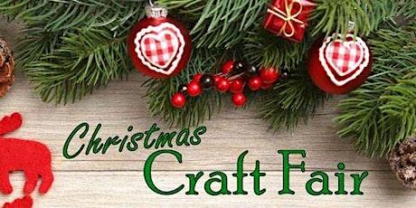Christmas craft fair tickets