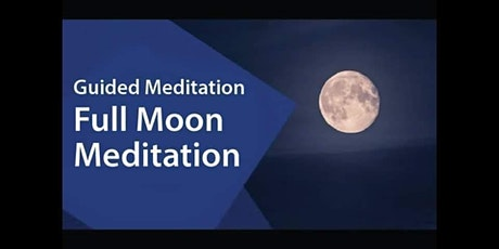 【Full Moon Cleansing Medition and sound bath】 tickets