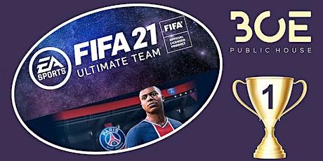 Torneo Gratuito FIFA21 1vs1 Primo Premio PS5 biglietti