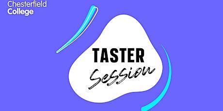 Taster - Fashion tickets