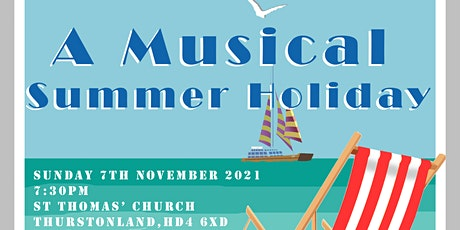 A Musical Summer Holiday tickets
