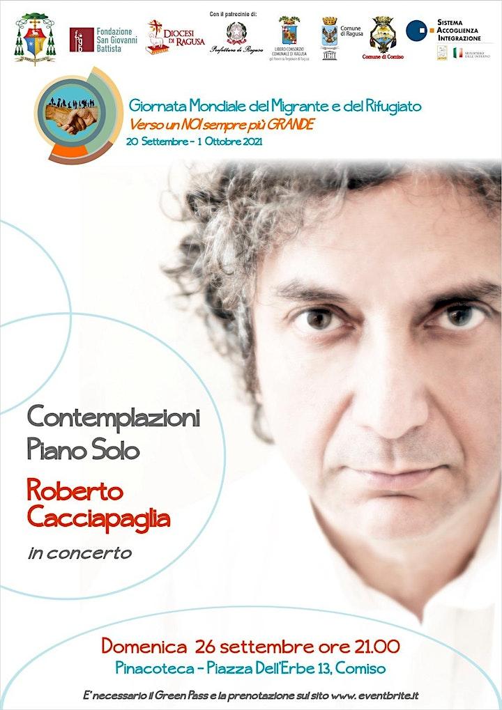 Immagine Roberto Cacciapaglia in concerto