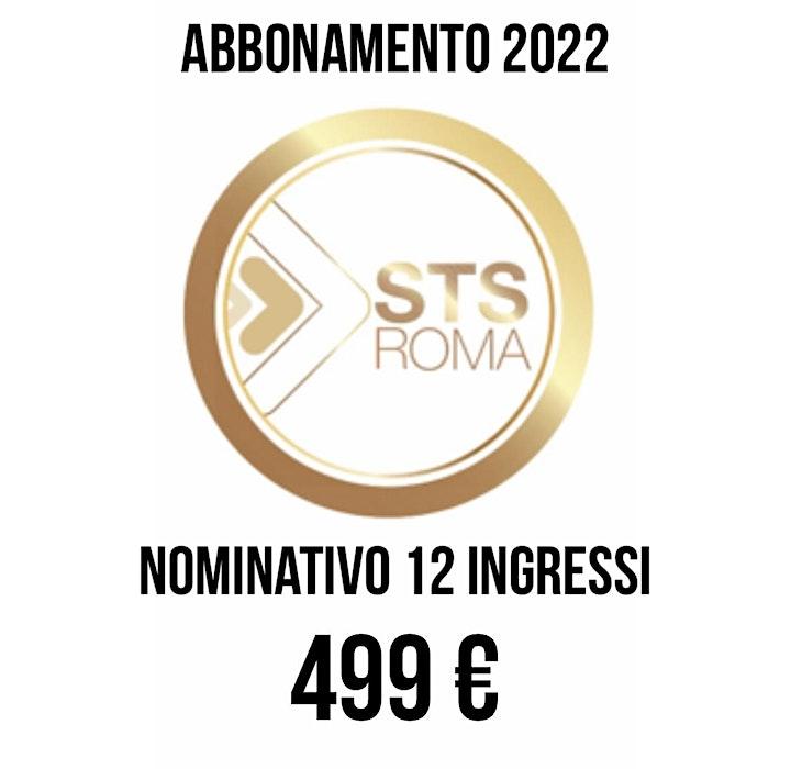 Immagine STS ROMA 2022 Abbonamento singolo  | 12 Weekend di Formazione BUSINESS