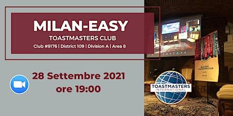 Meeting Milan-easy TM Club biglietti