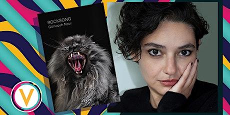 Golnoosh Nour Book Launch tickets