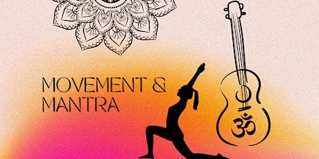 Movement + Mantra tickets