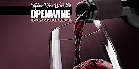 Milano Wine Week 2021 - Openwine Terrazza Repubblica biglietti