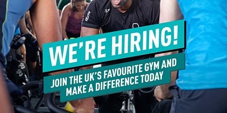 Personal Trainer / Fitness Coach Hiring Open Day - Swindon tickets
