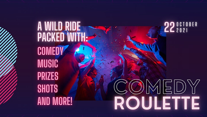 Comedy Roulette | Wild Friday Showcase Night @ The Wall image