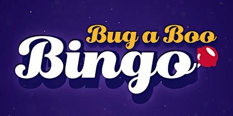 Bug a Boo Bingo tickets