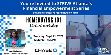 Your Financial Journey: Homebuying 101 tickets