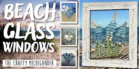 Beach Glass Windows - LADIES NIGHT - Wayland tickets