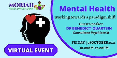 Mental Health Event tickets