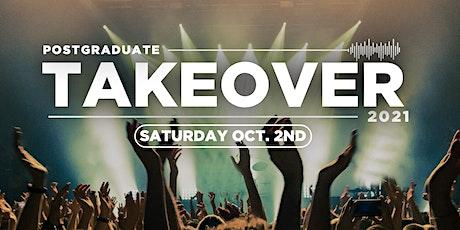 Postgraduate Takeover / 2021 tickets