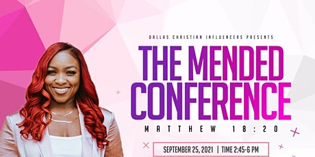 The Mended Conference tickets