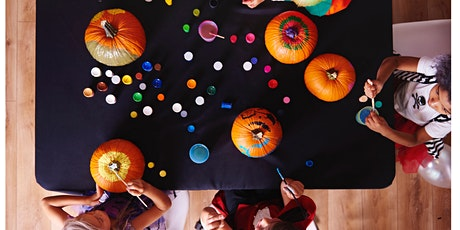 The Table's Pumpkin Decorating & Costume Parade tickets